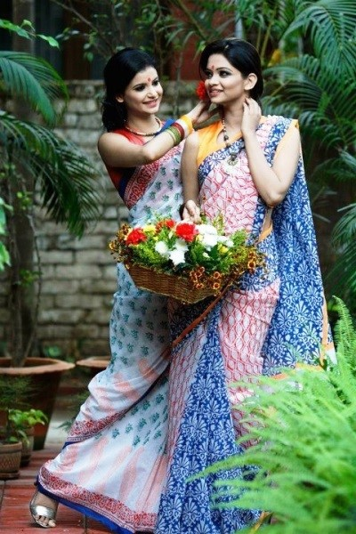 These are Bangladeshi dresses
