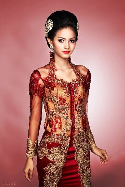 This is an Indonesian dress