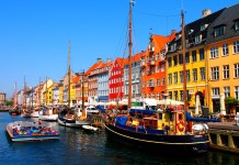 Hot Spots in Copenhagen
