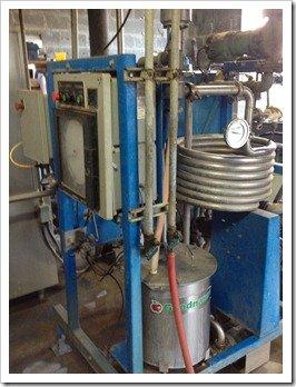 Calf Milk Pasteurizer