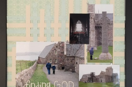 Finding God at Iona Abbey