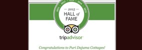 DAJUMA REWARDED BY TRIP ADVISOR