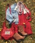 Flirting with fall fashion