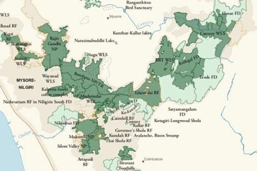 Nilgiris Biosphere Reserve