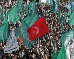 Dukungan rakyat Palestina untuk Erdogan, PM Turki
