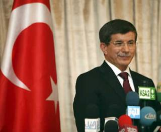 Ahmet Davutoglu, perdana menteri Turki (mideastreports.org)