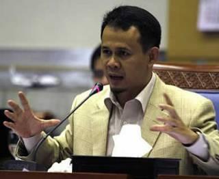 Anggota DPR dari Fraksi PKS Mahfudz Siddiq. (inet)