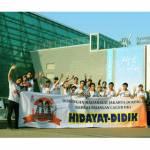 Dukungan untuk Hidayat+Didik dari Korea Selatan. (ist)
