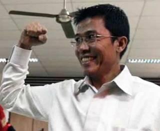 Mukhamad Misbakhun. (thejakartapost.com)