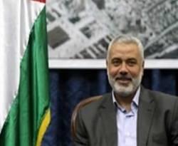 Perdana Menteri Palestina, Ismail Haniyah. (knrp)