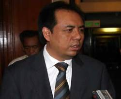 Sekjen Kementerian Agama (Kemenag) Dr. Bahrul Hayat. (kemenag.go.id)