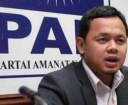 Ketua DPP PAN Bima Arya Sugiarto. (sorotnews.com)