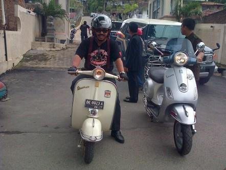 Luthfi Hasan Ishaaq Sapa Warga Lampung (humas PKS)