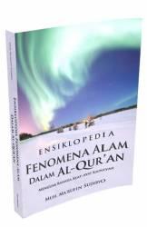 "Cover buku ""Ensiklopedia Fenomena Alam Dalam Al-Qur'an""."