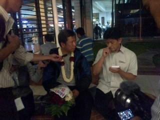Doddy Cleveland Hidayat Putra, Tim Leader SOS III ACT