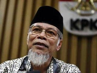 Anggota Komite Etik KPK. Abdullah Hehamahua. (inet)
