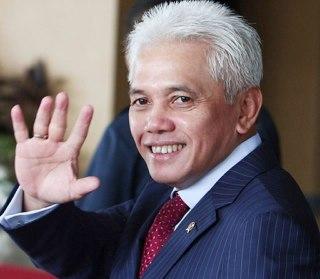 Ketua Umum Partai Amanat Nasional (PAN), Hatta Rajasa. (unlam.ac.id)