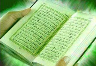 membaca al qur'an