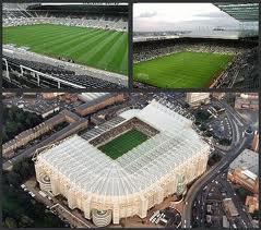 St James' Park Stadion