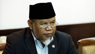 Anggota Komisi X DPR RI, Surahman Hidayat. (TEMPO/Imam Sukamto)