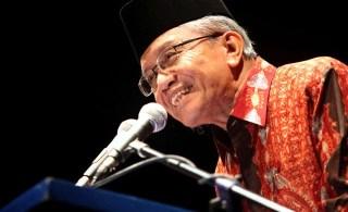 Penyair Taufiq Ismail