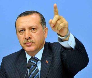 Perdana Menteri Turki, Erdogan (inet)