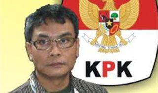 Jubir KPK, Johan Budi