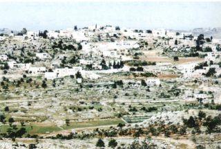 Silwad, Timur Ramallah, Tepi Barat Palestina (inet)