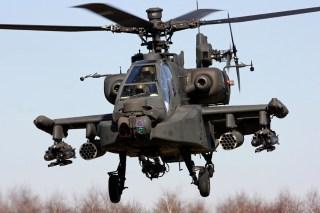 pesawat tempur militer jenis Apache (inet)
