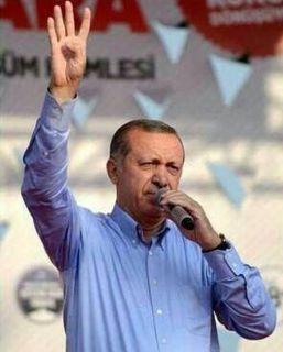 Perdana Menteri Turki Recep Tayyip Erdogan  (inet)