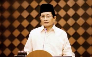 Wamenag, Prof. Dr. H. Nazaruddin Umar, MA
