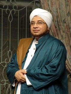 Habib Munzir Al-Musawa. (duniaislamkami.blogspot.com)