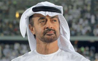 Muhammad bin Zaid Ali Nahyan, putera mahkota Emirat (inet)