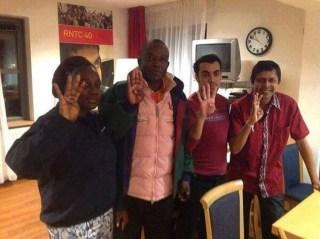 Kru pelatih timnas Ghana Mendukung perjuangan menentang kudeta di Mesir (akhbarak)