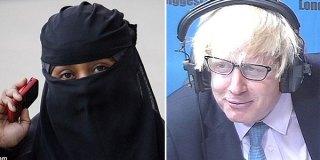 Walikota London , Boris Johnson (kanan) - dailymail.co.uk