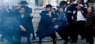 Yahudi, militer dan sipil sama saja (inet)