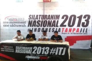 Press Conference Silaturahim Nasional Indonesia Tanpa Jil (foto: indonesiatanpajil.org)