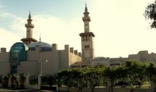 Masjid raya di Buenos Aires, Argentina (foto: rol)