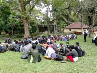 PUSKOMDA Sumsel Gelar Pelatihan Kepemimpinan untuk LDK Se-Sumatera Selatan