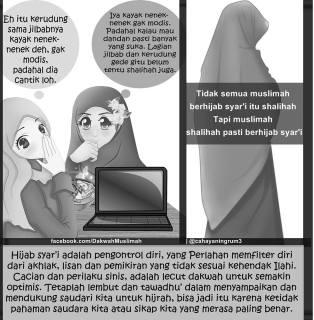 Ilustrasi (foto: Dakwah Muslimah)