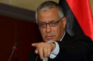 Ali Zaidan, perdana menteri Libya (rassd)