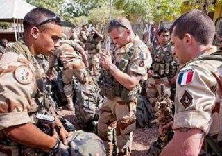 Pasukan Perancis di Afrika Tengah (fj-p)
