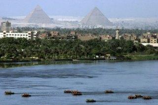 Sungai Nil yang membelah kota Kairo (marocenv.com)
