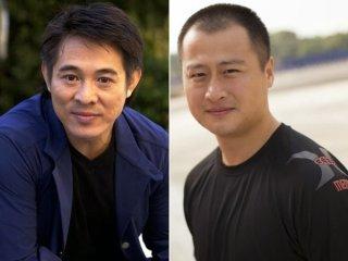 Ju Kun (kanan), pemeran pengganti dalam beberapa Film Jet Li termasuk korban MH370 - Foto: yimg.com