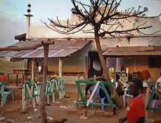 Di antara masjid yang ditinggalkan warga Muslim di Afrika Tengah (islammemo)