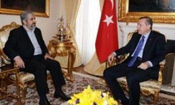 Kunjungan Khalid Misya'al ke Turki, 2013 lalu (arsip)