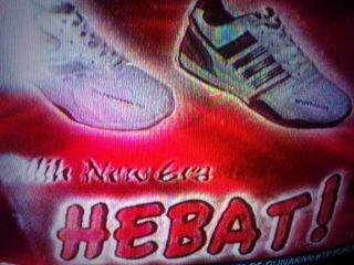 iklan produk sepatu (New Era) - CIR