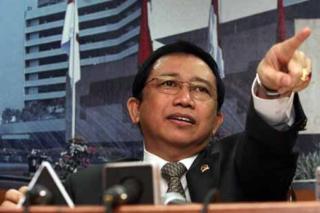 Wakil Ketua Majelis Tinggi Partai Demokrat Marzuki Alie - rimanews.com