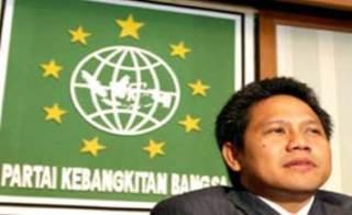 Ketua Partai Kebangkitan Bangsa (PKB) Muhaimin Iskandar  - terasjakarta.com