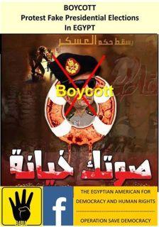 Seruan boikot pilpres kudeta dari Amerika Serikat (EADH)